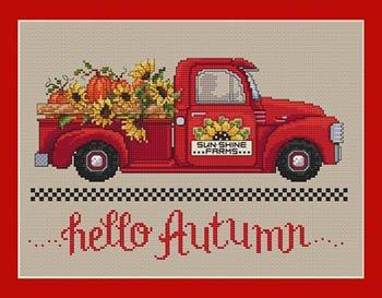 PT CS Sue Hillis Designs Hello Autumn