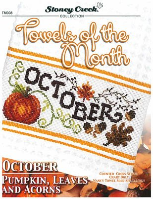 PT CS Stoney Creek Towels of the Month October