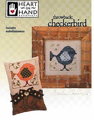 PT CS Heart in Hand Throwback:  Checkerbird