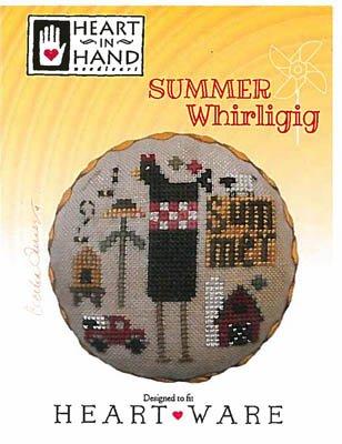 PT CS Heart in Hand Summer Whirligig