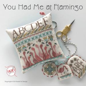 PT CS Hands On Design You Had Me At Flamingo