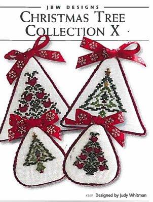 PT CS JBW Designs Christmas Tree Collection X