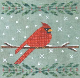 PT CS Artful Offerings Wintertide Cardinal