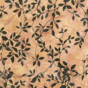 Anthology Mrs. Browns Two Children Tan/Black leaves