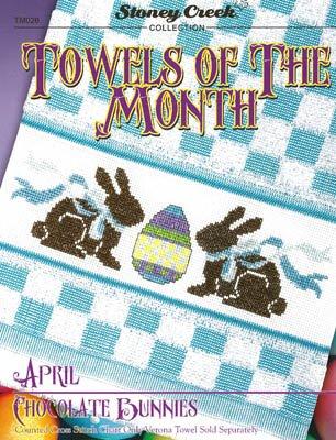 PT CS Stoney Creek Towels of the Month April