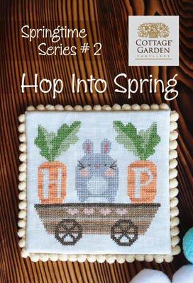 PT CS Cottage Garden Hop Into Spring