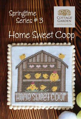PT CS Cottage Garden Home Sweet Coop