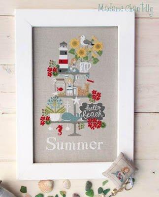 PT CS Madame Chantilly Celebrate Summer