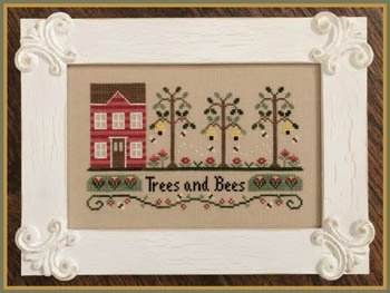 PT CS CCN Trees and Bees
