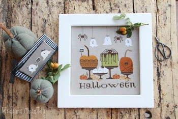 PT CS Madame Chantilly Halloween Goodies