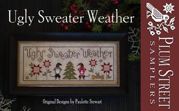 PT CS Plum Street Samplers Ugly Sweater Weather