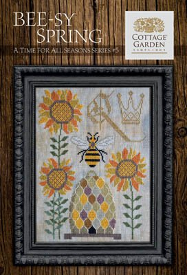 PT CS Cottage Garden Time For All Seasons 5 Bee-sy Spring
