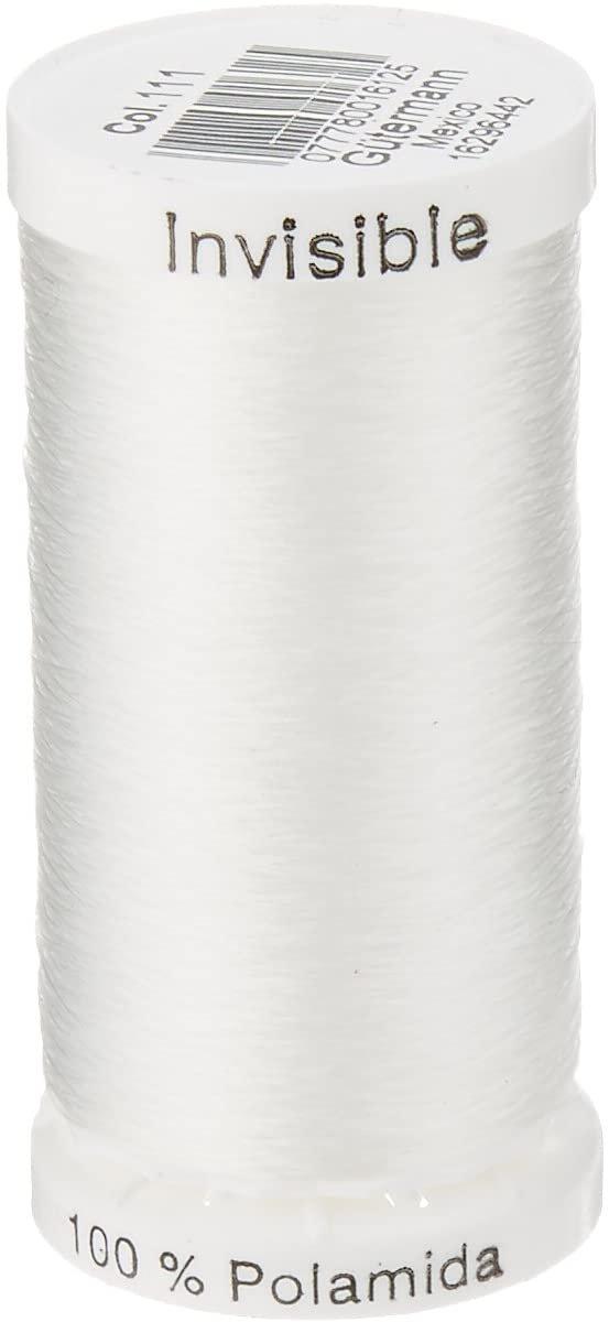 Gutermann Thread Invisible Nylon 273yds. Col 111