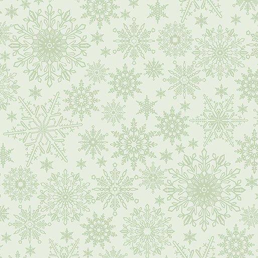 Benartex A Festive Season Tonal Snowflake 04