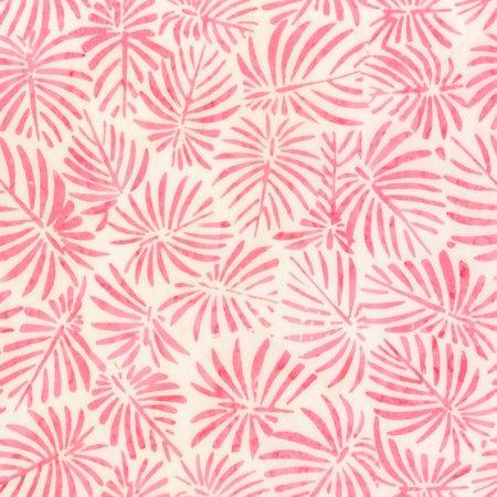 Anthology Art Inspired Batiks Pinky Baby Palm