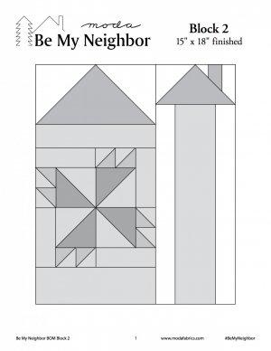 Block 2 Be My Neighbor