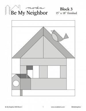 Block 3 Be My Neighbor