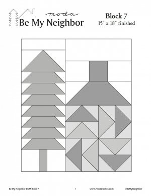 Be My Neighbor Block 7