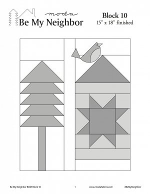Be My Neighbor Block 10