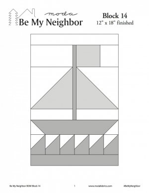 Be My Neighbor block 14