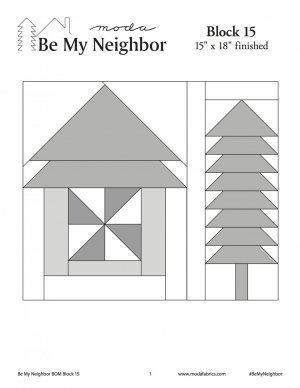 Be My Neighbor Block 15