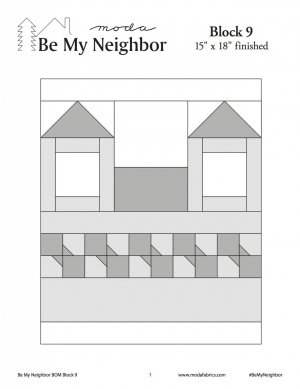 Be My Neighbor Block 9