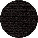 CS Fabric 14ct Aida Black F8