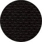 CS Fabric 14ct Aida Black FQ