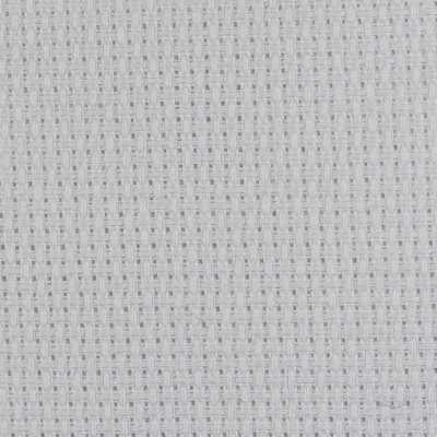 CS Fabric 18ct Aida Pearl Grey F8