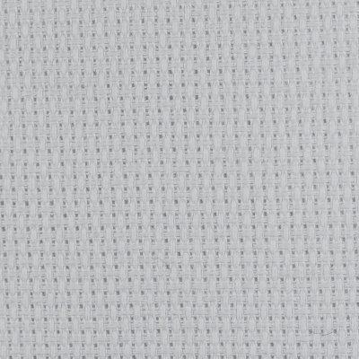 CS Fabric 18ct Aida Pearl Grey FQ
