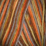 Plymouth Andes Socks Copper Mix 17