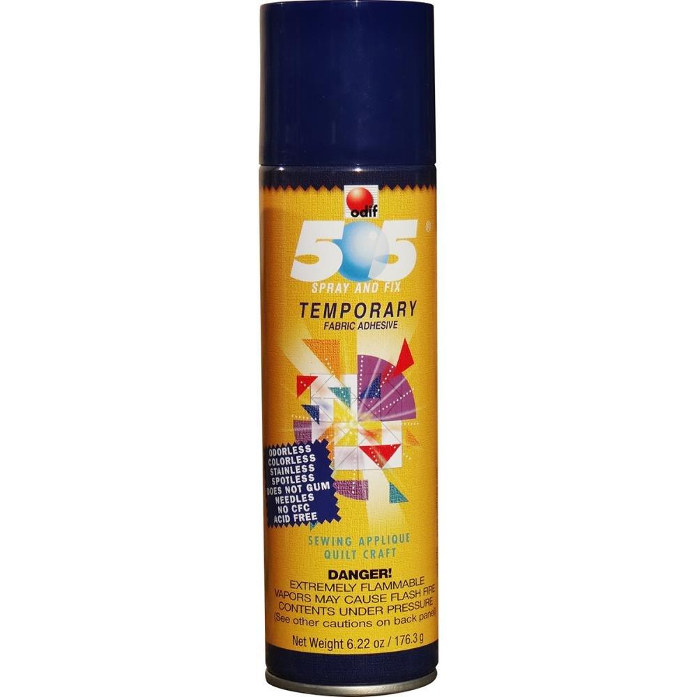 505 Fabric Adhesive Spray 6.22 ounce
