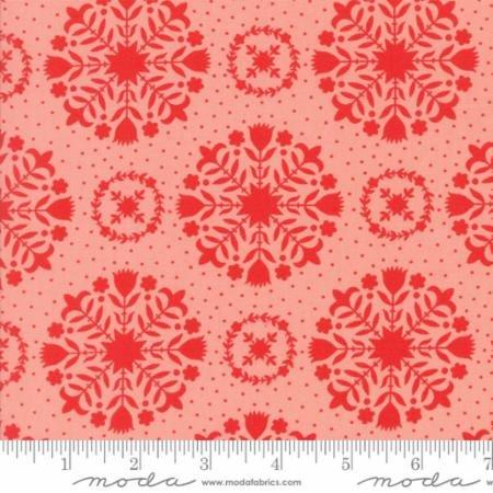 Moda Handmade Red Coral 55141 23