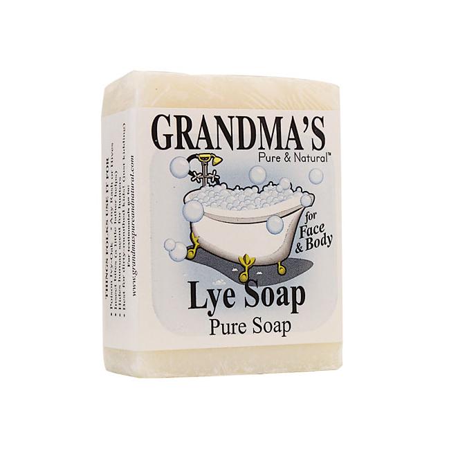 Grandma's Lye Soap 6 oz. Bar