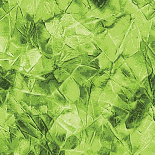 Benartex Glass House Gem Cullet Lime