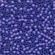 Mill Hill Frosted Glass Beads 62034 Blue Violet