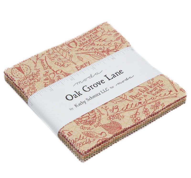 Moda Oak Grove Charm Pack