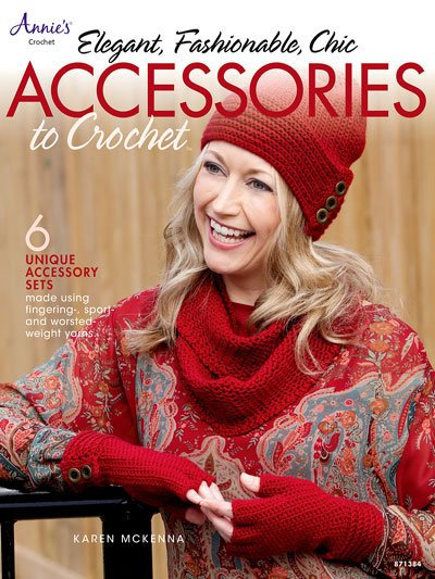 BK C Elegant, Fashionable, Chic Accessories to Crochet