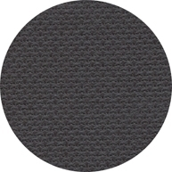 CS Fabric 28ct Chalk Board Black Linen FQ