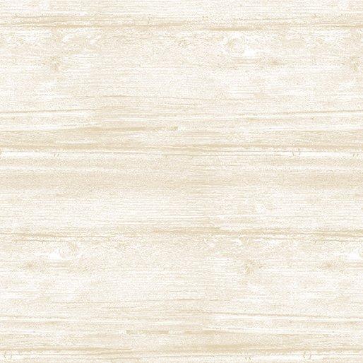 Benartex Washed Wood White Wash