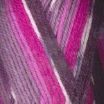 Plymouth Encore Colorspun Worsted Violet Mix 8198