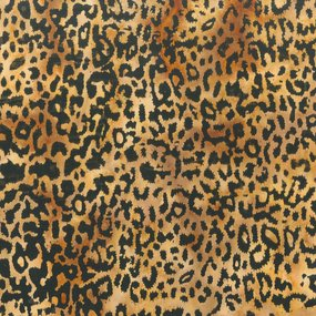 Anthology Artist Inspired Batiks Gold Cheetah