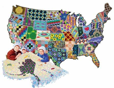 Puzzle - An American Quilt