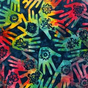 Anthology Henna Hands Prism