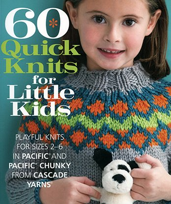 BK KN 60 Quick Knits for Little Kids