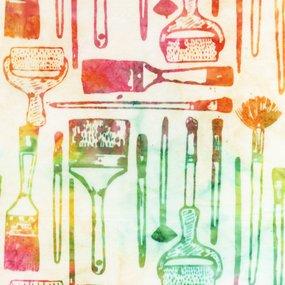 Anthology Painter's Palette White