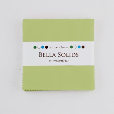 Moda Bella Solids Charm Pack Clover