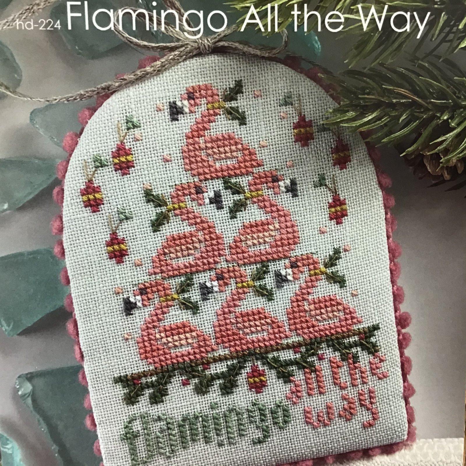 PT CS Hands on Design Flamingo All the Way