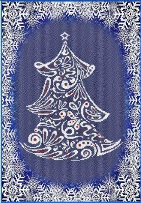 PT CS Alessandra Adelaide Needleworks Special Christmas Tree 2016