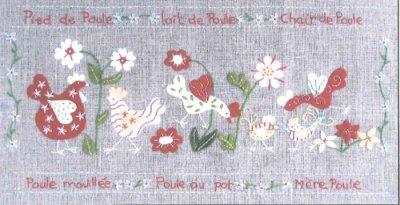 Kit S L Atelier D Isabelle Poules Mouillees